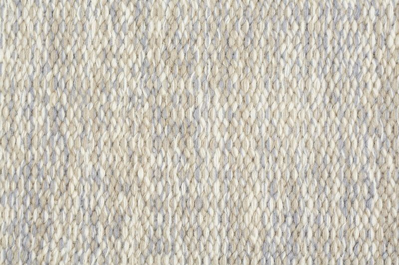 Fabula Living - Gimle Beige/grå Kelim - 140x200 - Håndvævet Kelim 140x200 cm