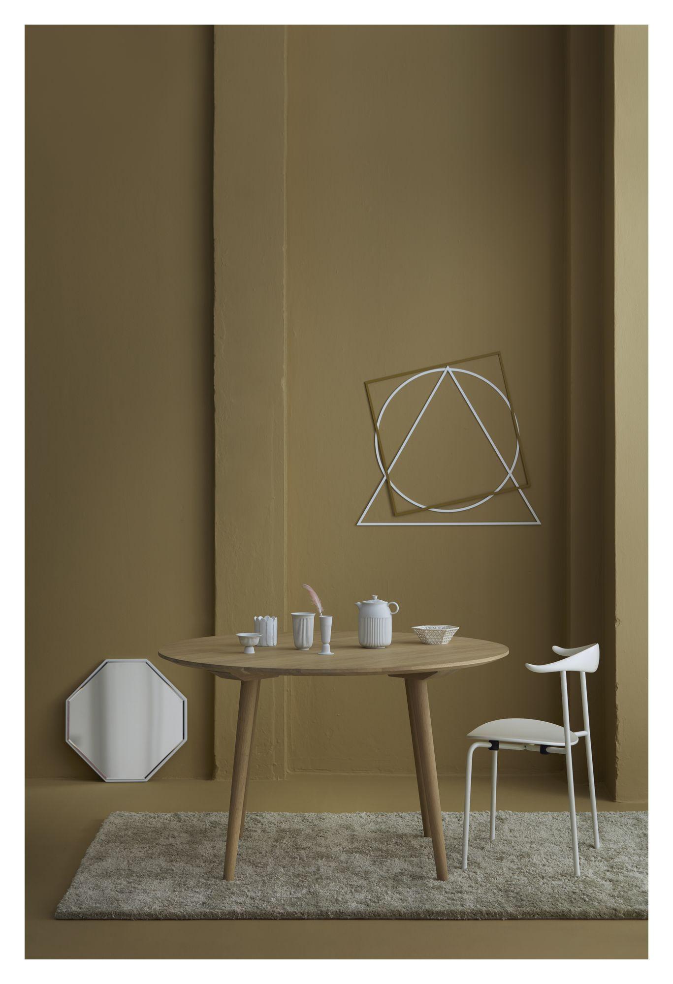 Fabula Living - Gjall Beige Luvtæppe - 160x230 - Håndvævet Luvtæppe  160x230 cm