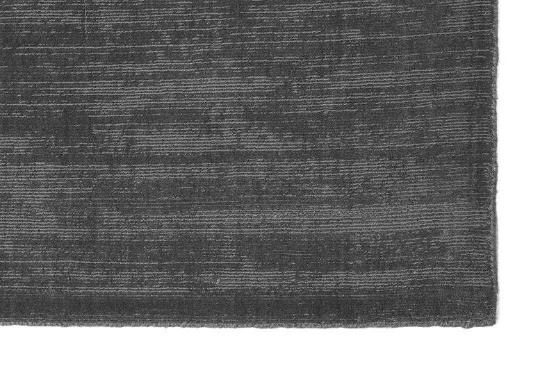 Fabula Living - Loke Grå Uldtæppe - 250x350