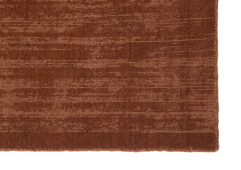 Fabula Living - Loke Terracotta Uldtæppe - 250x350