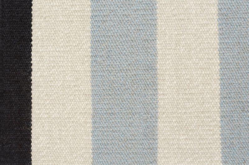 Fabula Living - Nigella Blå Kelim - 200x300 - Håndvævet Kelim 200x300 cm