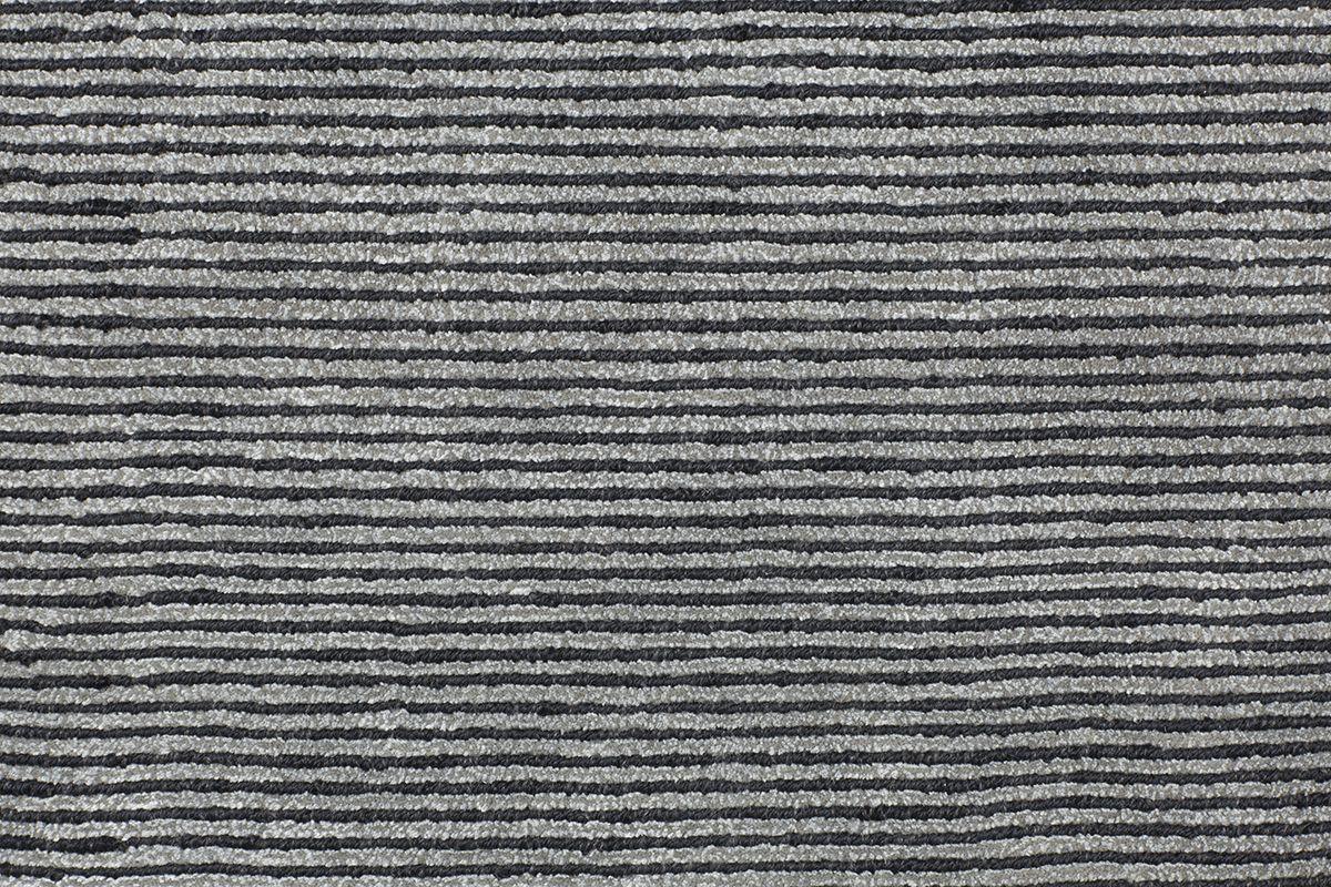 Fabula Living - Odin Grå Uldtæppe - 170x240 - Håndknyttet tæppe 170x240 cm