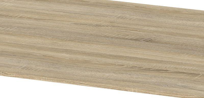 Family Spisebord 140x90 - Med sort stel