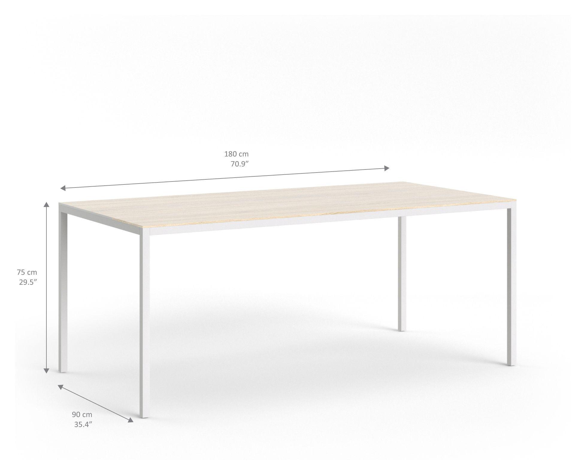 Family Spisebord 180x90 - Laminat