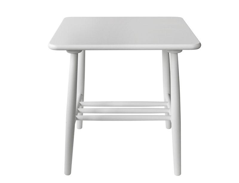 FDB Møbler - D20 Sidebord - Hvid