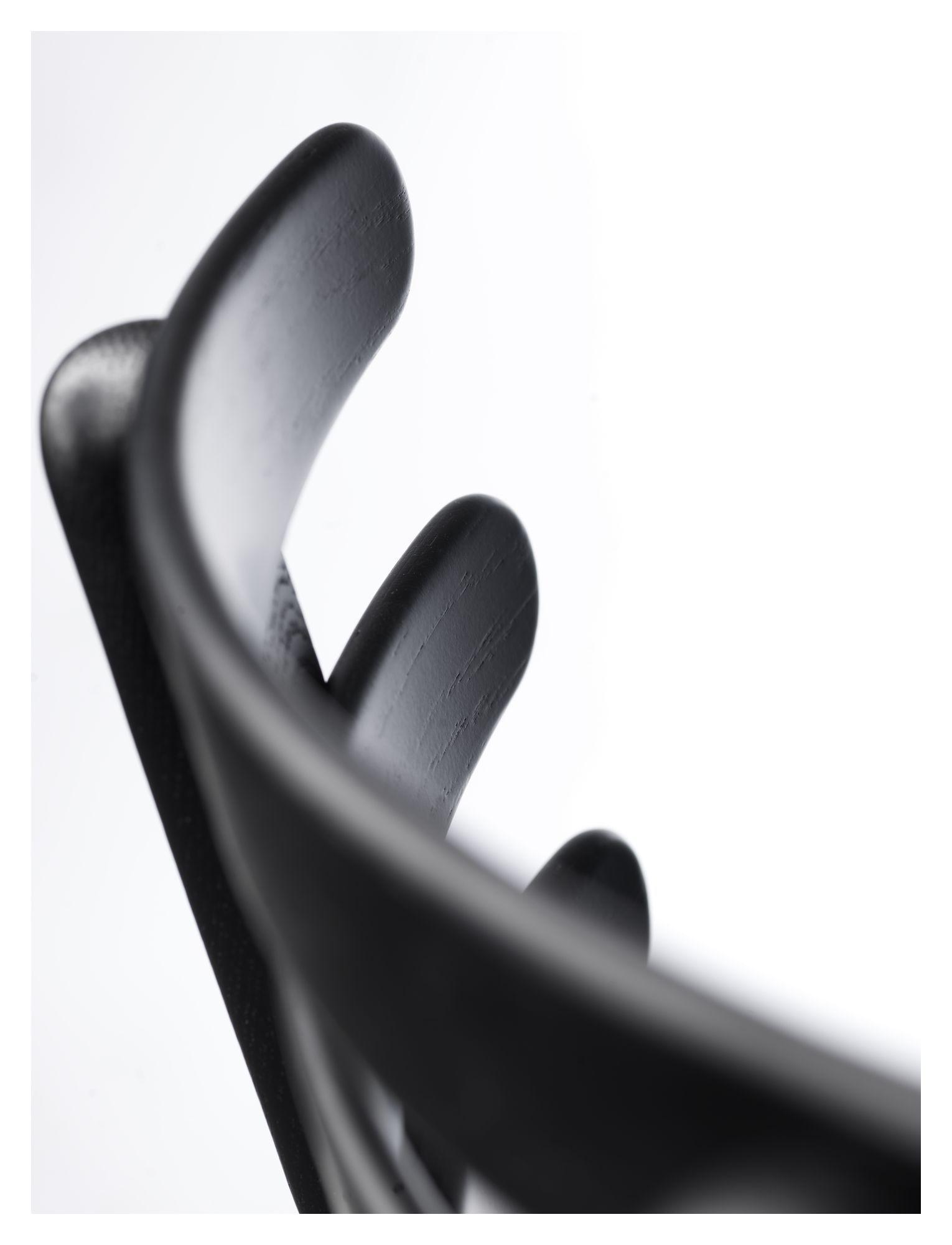 FDB Møbler - J48 Spisebordsstol - Sort