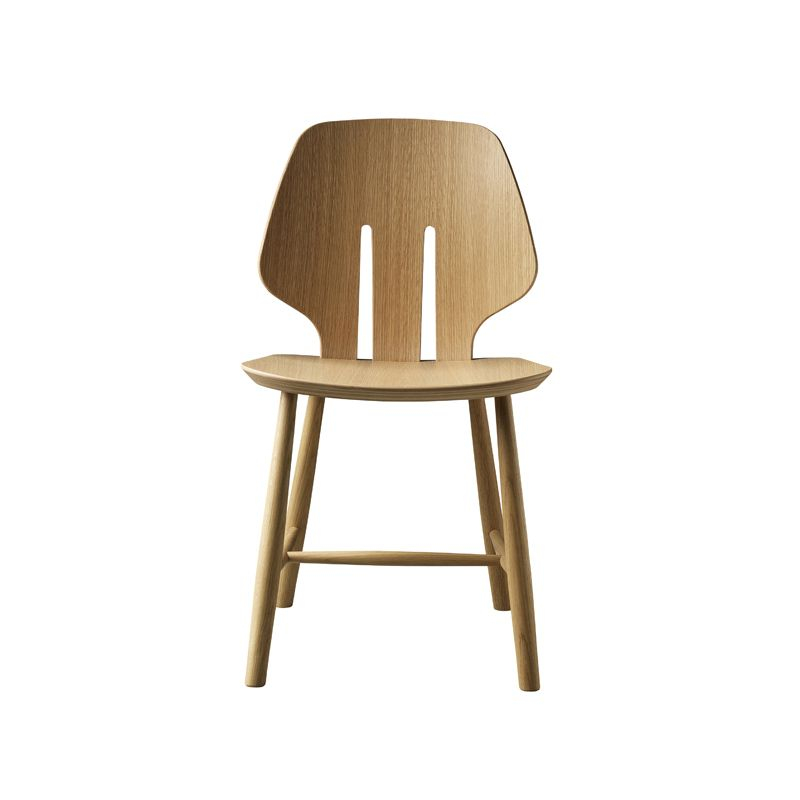 FDB Møbler - J67 Spisebordsstol - Eg