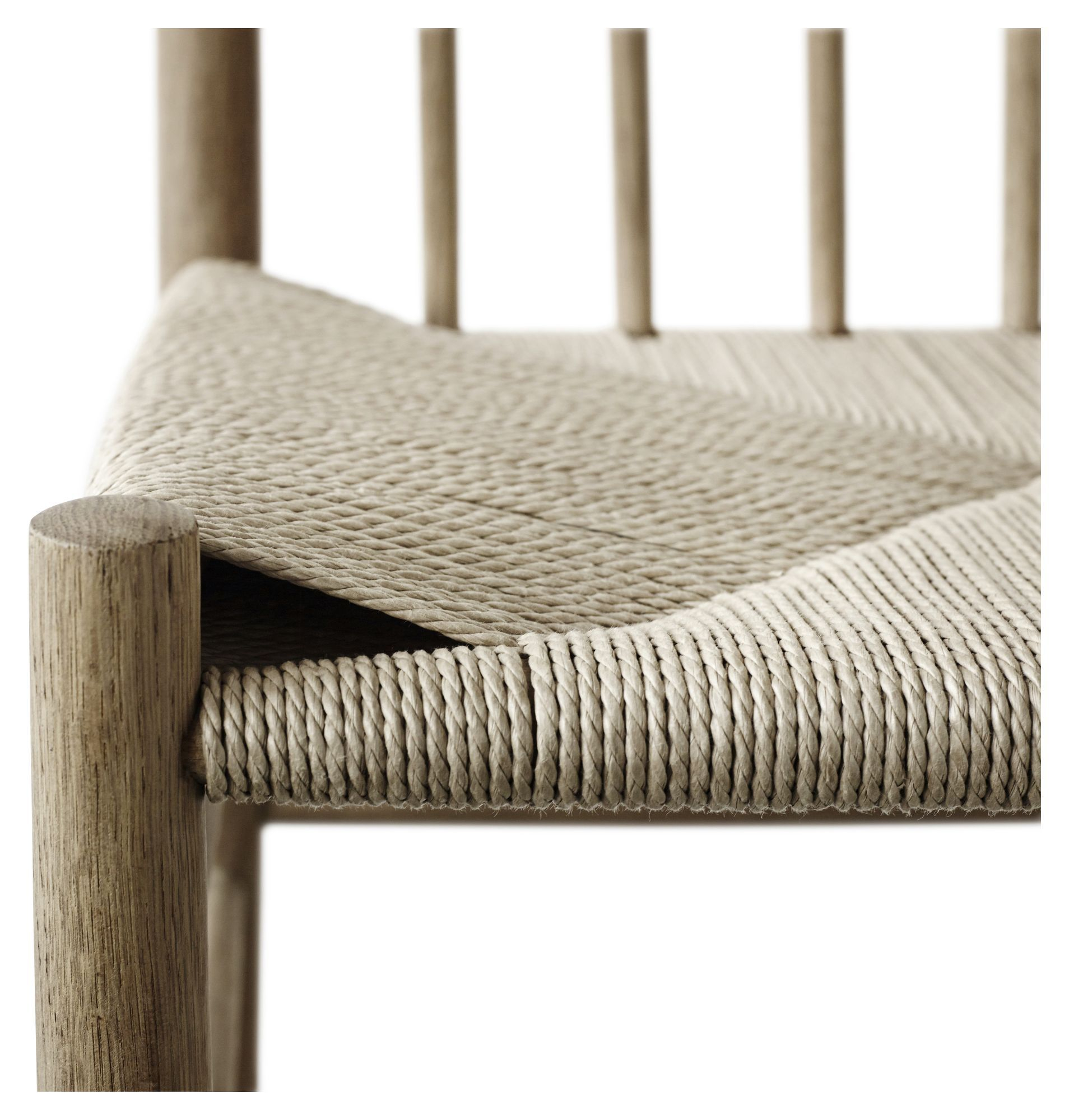 FDB Møbler - J80 Spisebordsstol - Eg