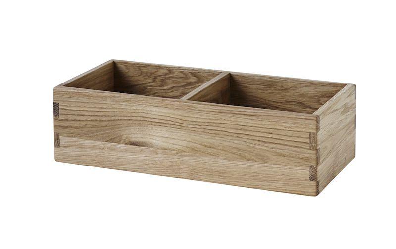 FDB Møbler - Sokkel 10x36x17 cm - Eg