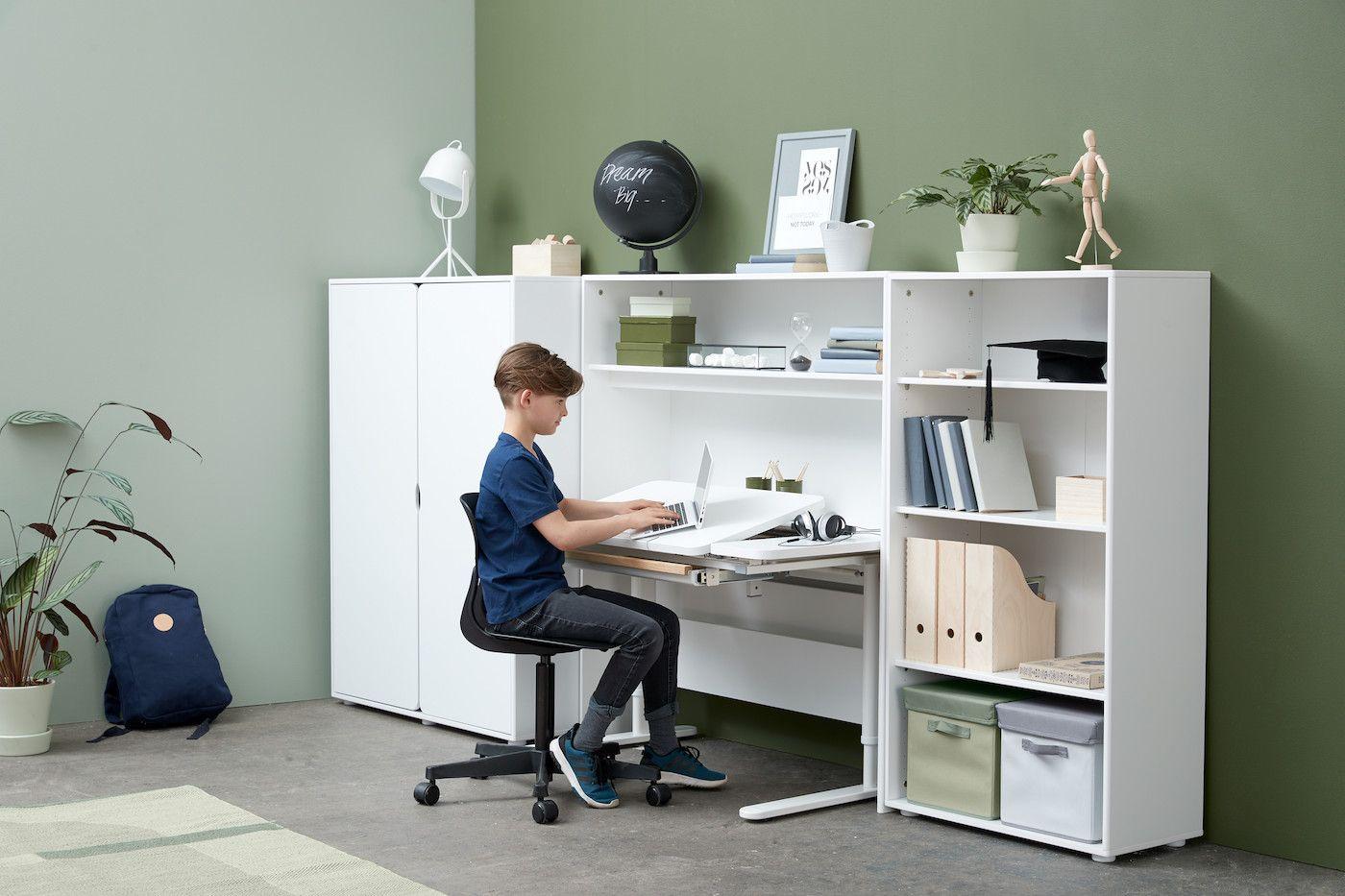 FLEXA Cabby hutch - reol til skrivebord