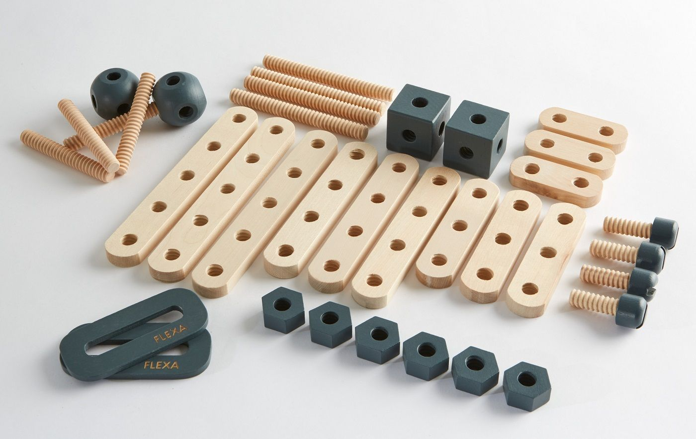 FLEXA Toys - Byggesæt