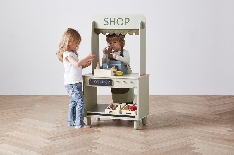 FLEXA Toys - Lege shop