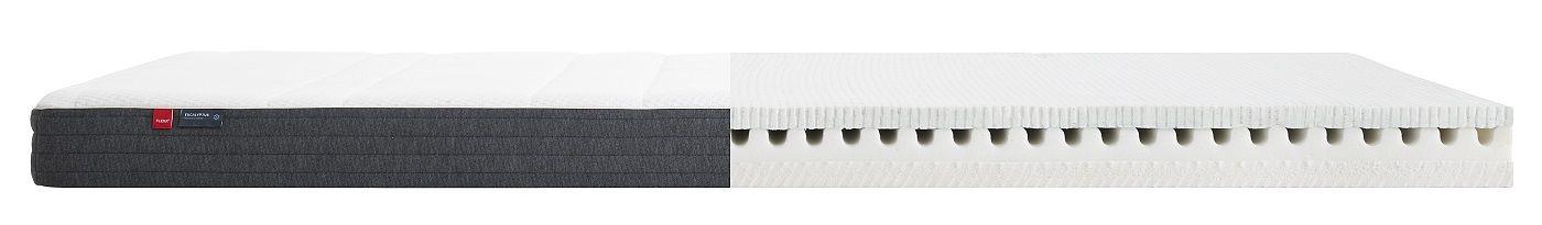 FLEXA Sleep - FLEXA-madras m. Eucalyptusbetræk - 90x190cm