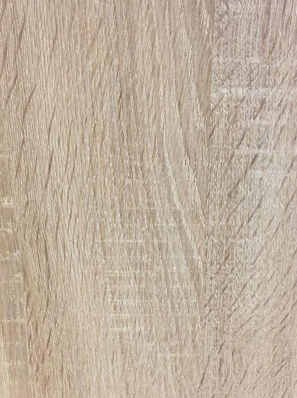 Function Plus Skrivebord - Lys træ/Rustik - Hvidt hjørneskrivebord
