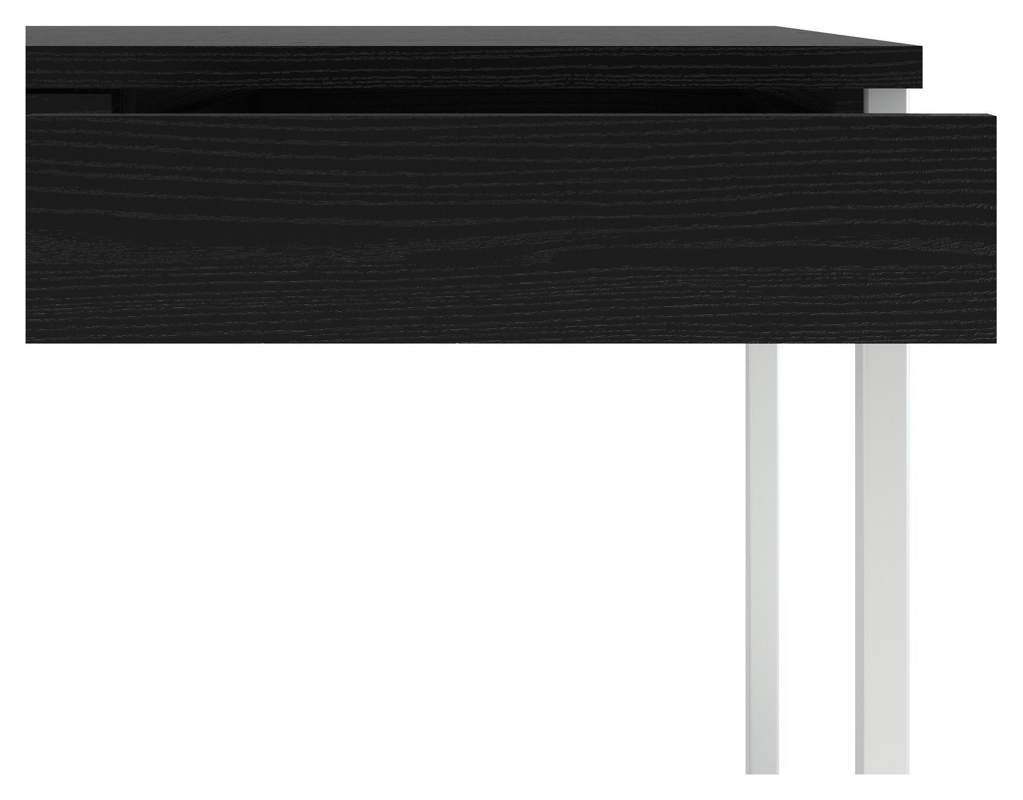Function Plus Skrivebord - Sort - Skrivebord i sort ask