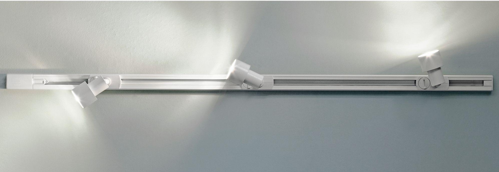 Halo Design Halo-Track skinne, 200cm, hvid