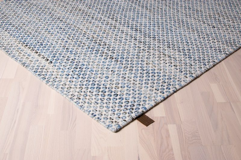 Java Kelimtæppe - Blå - 160x230