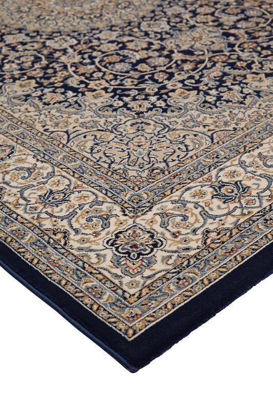 Teheran Oriental Wiltontæppe - Blå - 170x230 - 170x230 cm