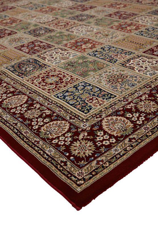 Teheran Wiltontæppe - Multi - 170x230