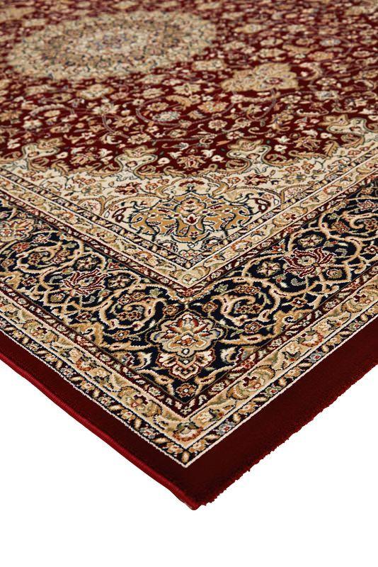 Teheran Oriental Wiltontæppe - Rød - 170x230 - 170x230 cm