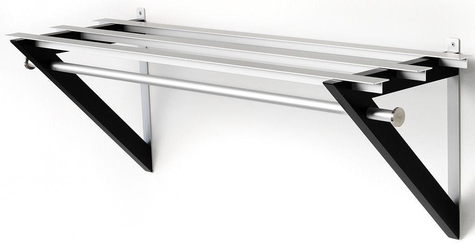 Hoigaard - HH-6 Milano Hattehylde - sort - 68 cm