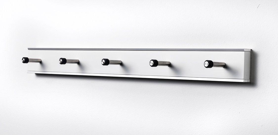 Hoigaard - Milano KR35 Knagerække - hvid
