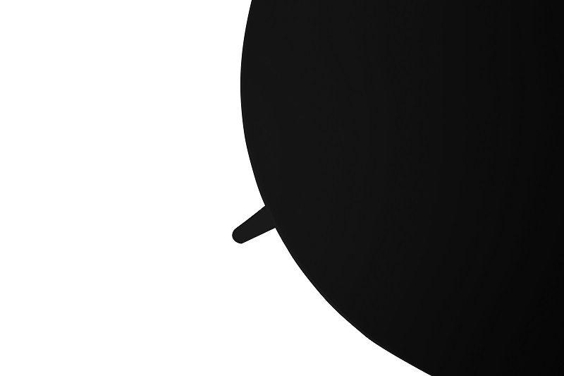 homii Sidebord sæt m. 2 - Sort - Sidebord i sort
