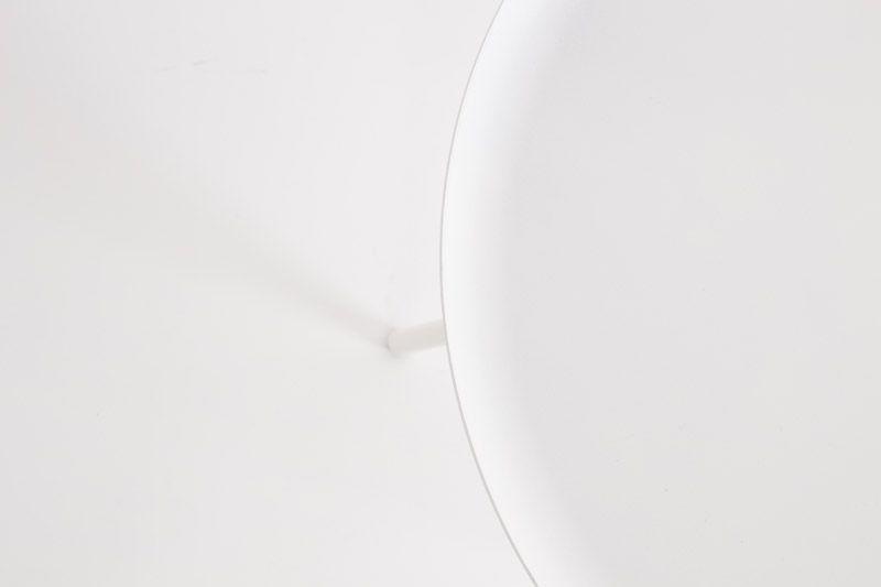 homii Sidebord - Hvid - Ø39 - Sidebord i hvid