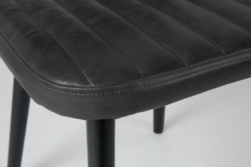 Zuiver Jake Spisebordsstol - Sort spisebordsstol