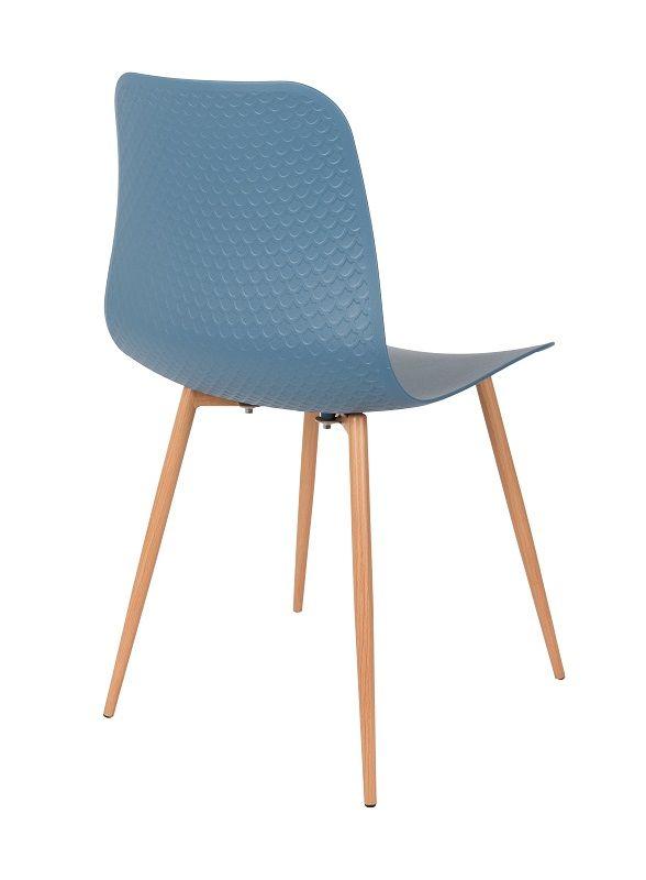 homii Leon Spisebordsstol - Blå