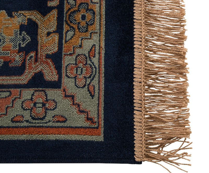 homii Raz Tæppe - Multi, 230x160 - Dekorativt teppe