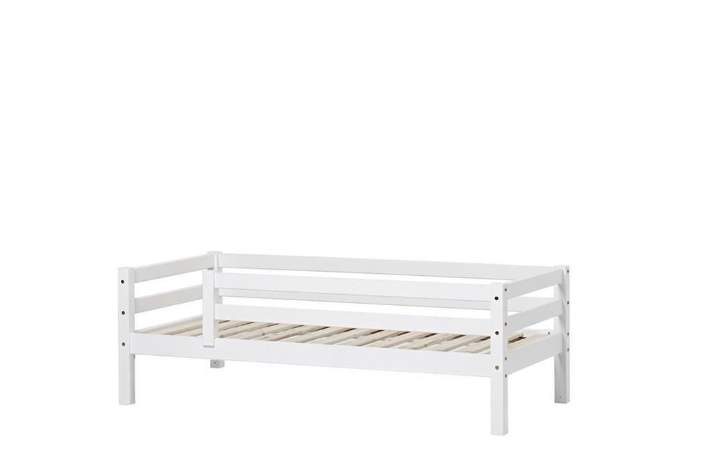 HoppeKids BASIC Juniorseng - Hvid - Juniorseng - 70x160 cm