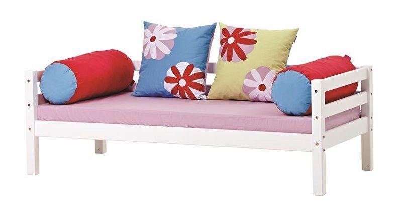 HoppeKids BASIC Sofaseng - 90x200 cm - Sofaseng med sengehest