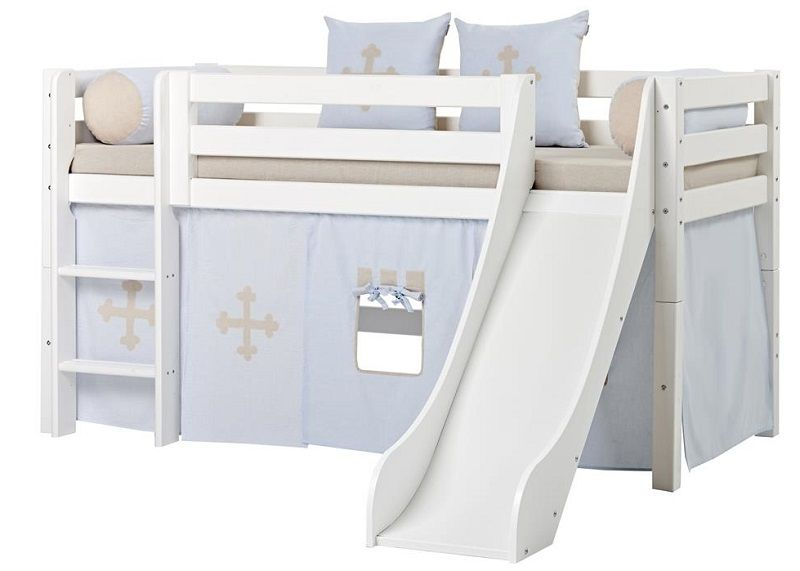 HoppeKids Fairytale Knight Forhæng  - Forhæng til halvhøj seng eller køjeseng
