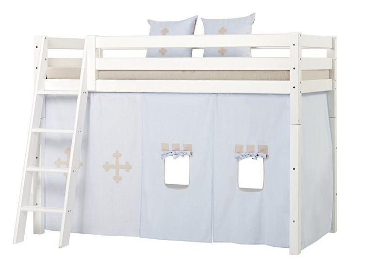Hoppekids Fairytale Knight Forhæng - Forhæng til mellemhøj seng eller køjeseng