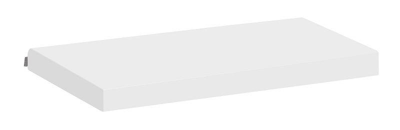 HoppeKids Madrasbetræk - Hvid - 9x70x160 cm