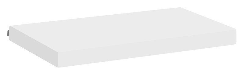 HoppeKids Madrasbetræk - Hvid - 12x90x160 cm
