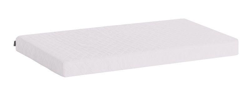 Hoppekids Madrasbetræk - Hvid - 12x90x200 cm
