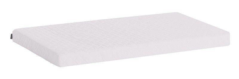 HoppeKids Madrasbetræk - Hvid - 9x90x200 cm