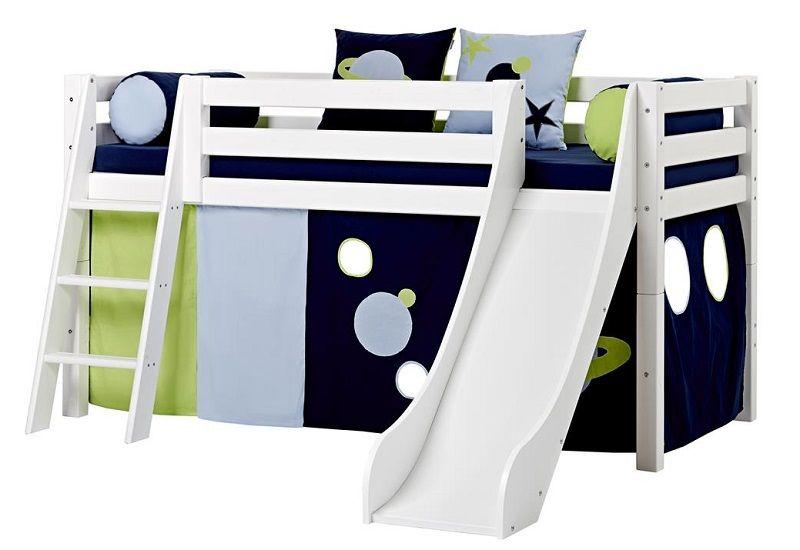 Hoppekids Premium Halvhøj seng