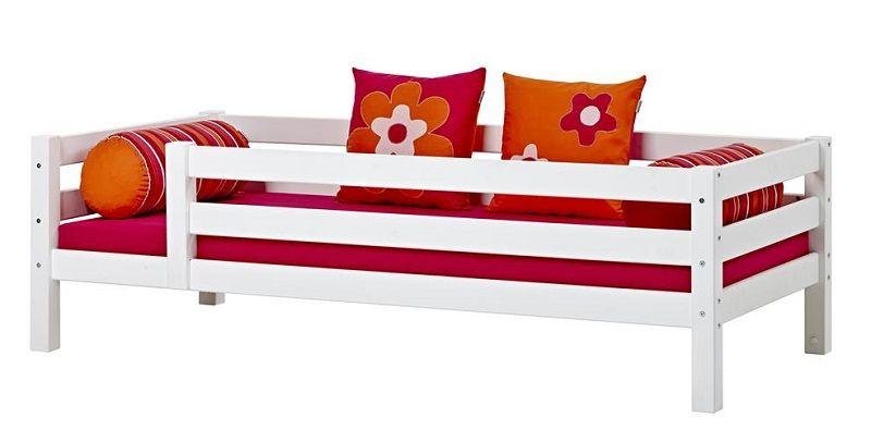 Hoppekids Premium Sofaseng - Sofaseng med sengehest - 90x200 cm