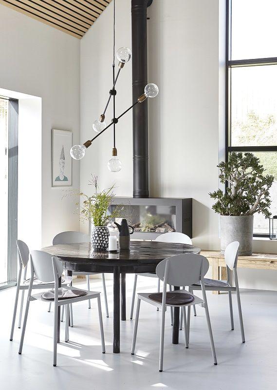 house doctor molecular pendel messing gratis fragt. Black Bedroom Furniture Sets. Home Design Ideas