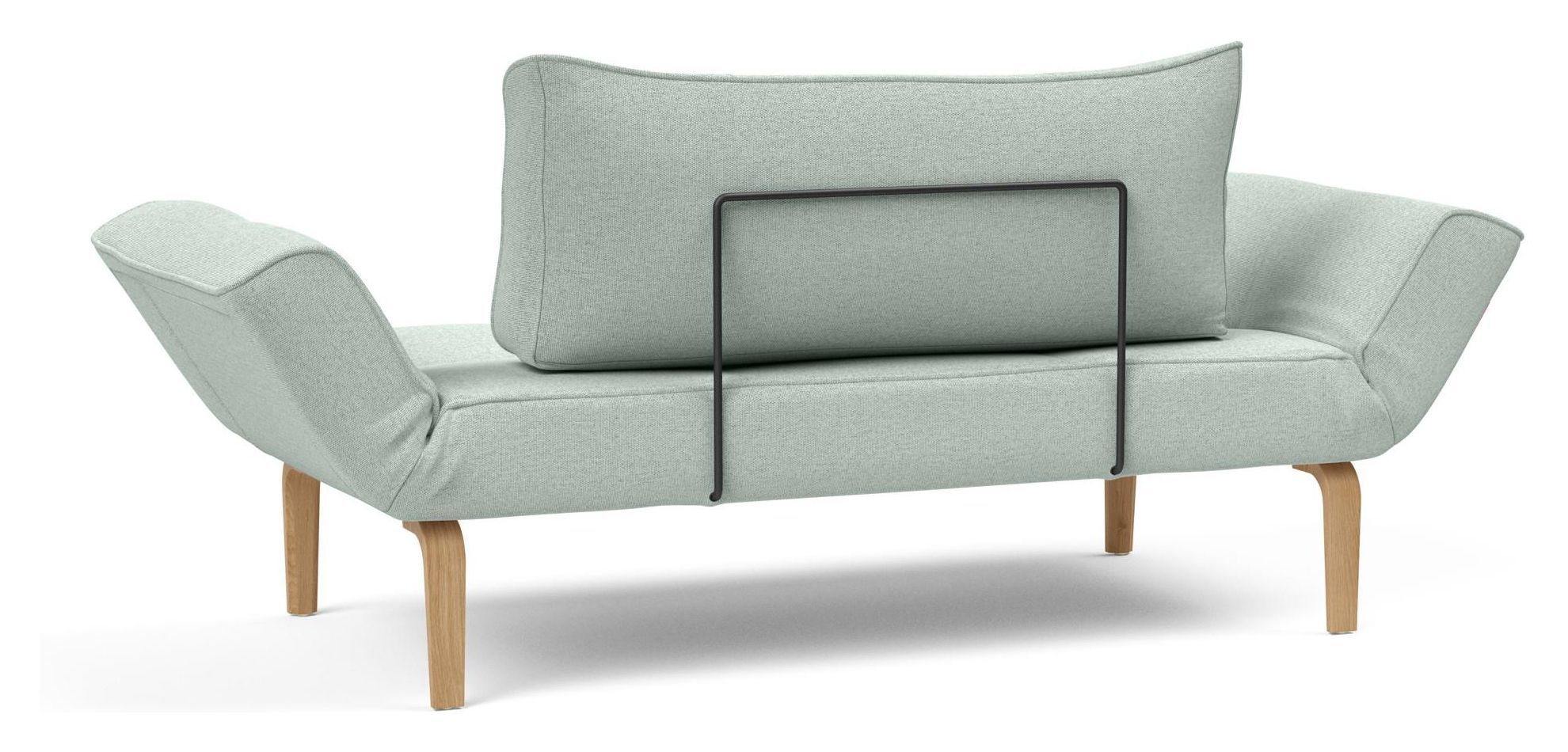 Innovation Living Zeal Bow Daybed, Pacific Pearl