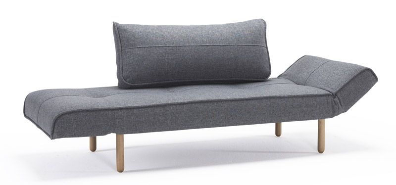 Innovation Living - Zeal Sovesofa - Grå - Grå sovesofa fra Innovation