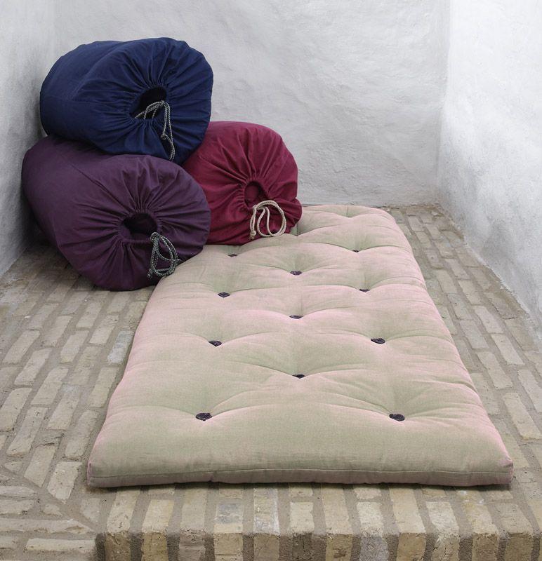 BIB - Bed in a bag - Beige - Beige gæsteseng
