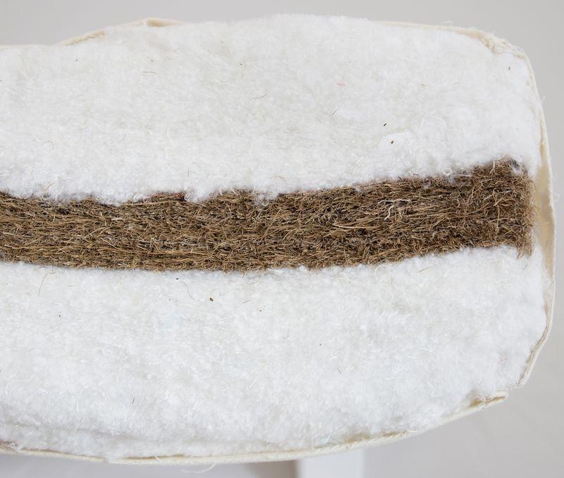 Coco madras 160 cm - Natur