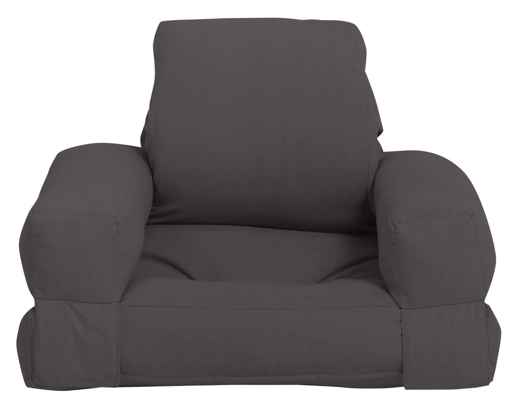Mini Hippo Børnestol, Mørkegrå