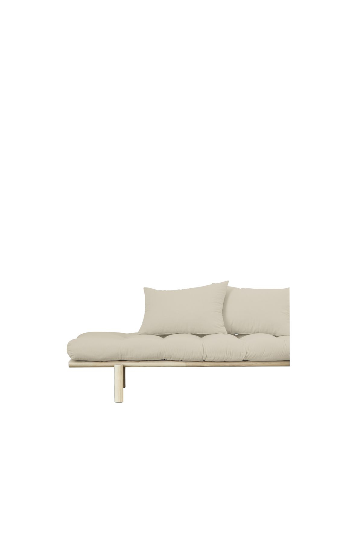 Pace Daybed med ryghynder, 75x200, Vision
