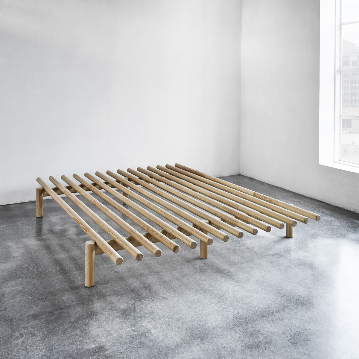 Pace Sengeramme , 140x200, Natur