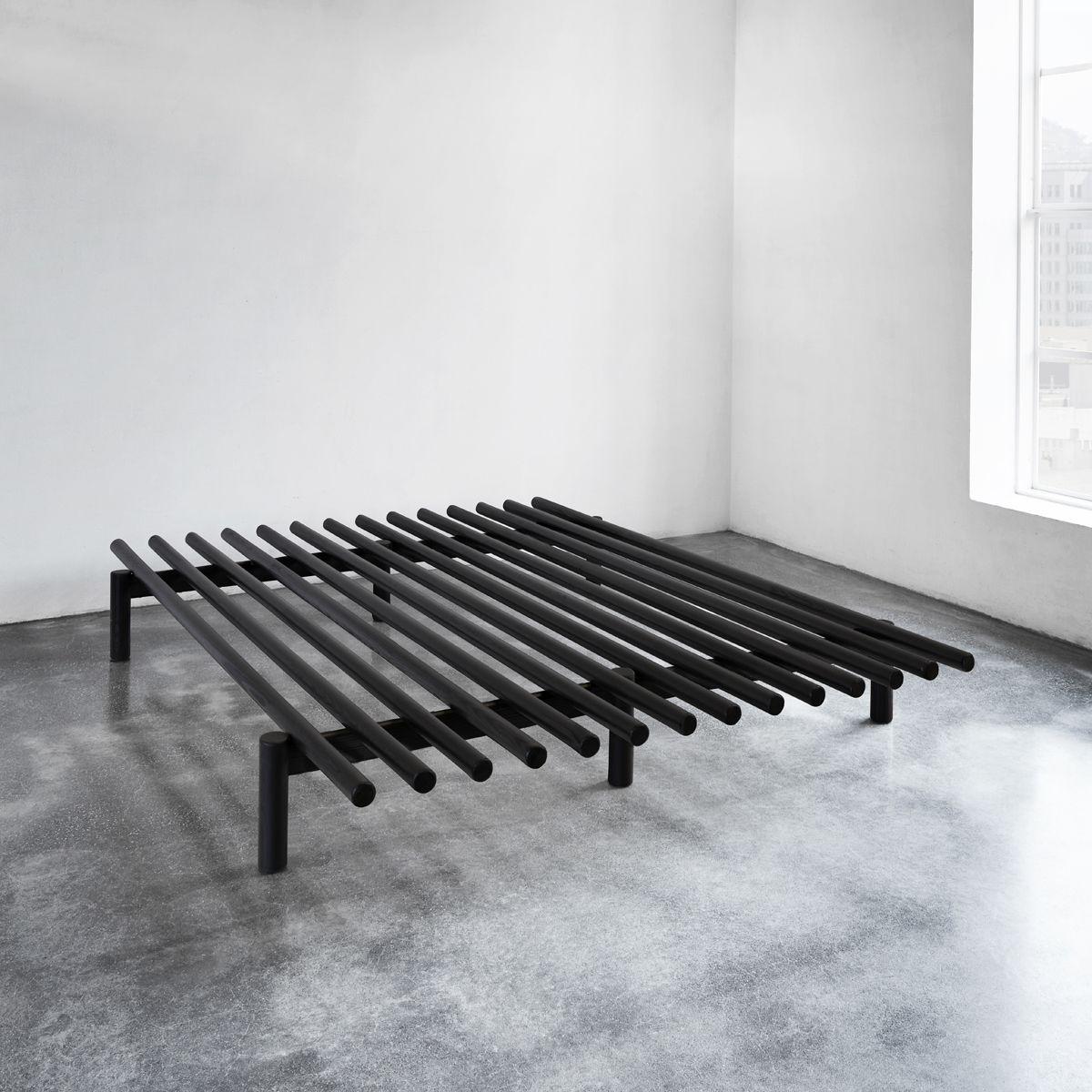 Pace Sengeramme , 160x200, Sort